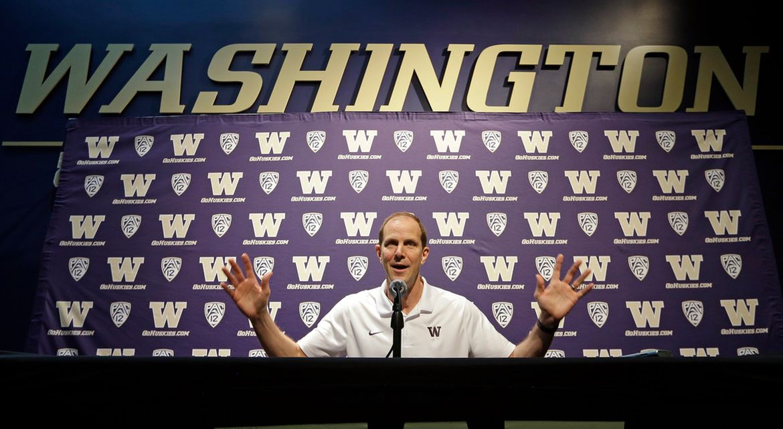 Gonzaga-UW postgame interview: Washington coach Mike Hopkins