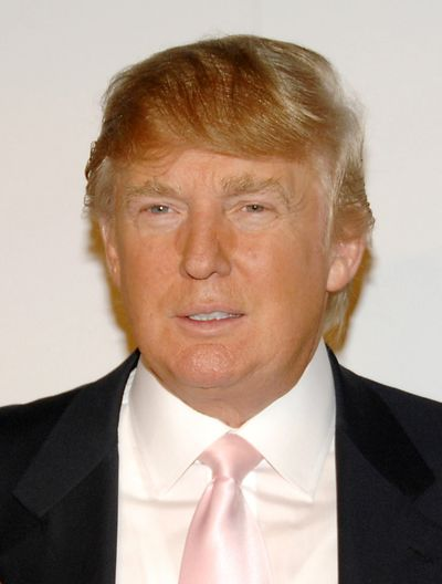 """NBC has rehired Donald Trump for another season of """"Celebrity Apprentice.""""  (Associated Press / The Spokesman-Review)"""