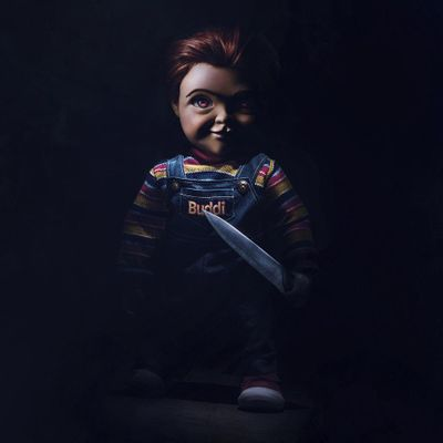 """This image released by Orion Pictures shows the character Chucky from the horror film, """"Child's Play."""" (Orion Pictures)"""