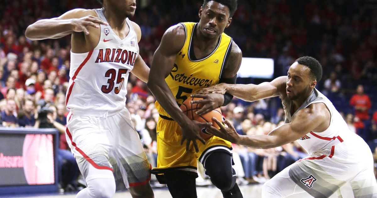 Alex Barcello Arizona Wildcats Basketball Jersey-Navy