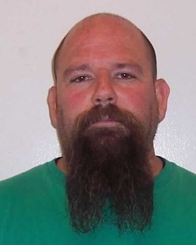 Brian L. Mann in 2009 (Washington Department of Corrections)