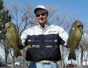 Joey Nania, 17, of Liberty Lake, is a rising star on bass fishing tournament circuit. Photo by Joel Nania  (Photo by Joel Nania / The Spokesman-Review)