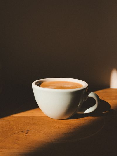 Results from three studies showed that drinking caffeinated coffee reduced risk of heart failure, but the amount of reduction varied.  (Unsplash)