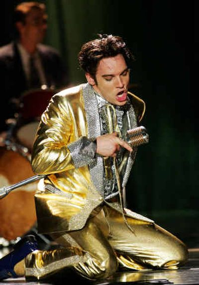 Elvis Sightings This Week On Cbs The Spokesman Review