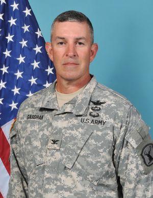 Col Michael Garshak