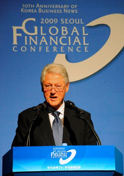 Bill Clinton (Associated Press / The Spokesman-Review)