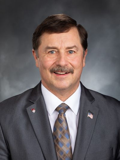 Washington state Sen. Mark Schoesler is seeking re-election in the 9th Legislative District.