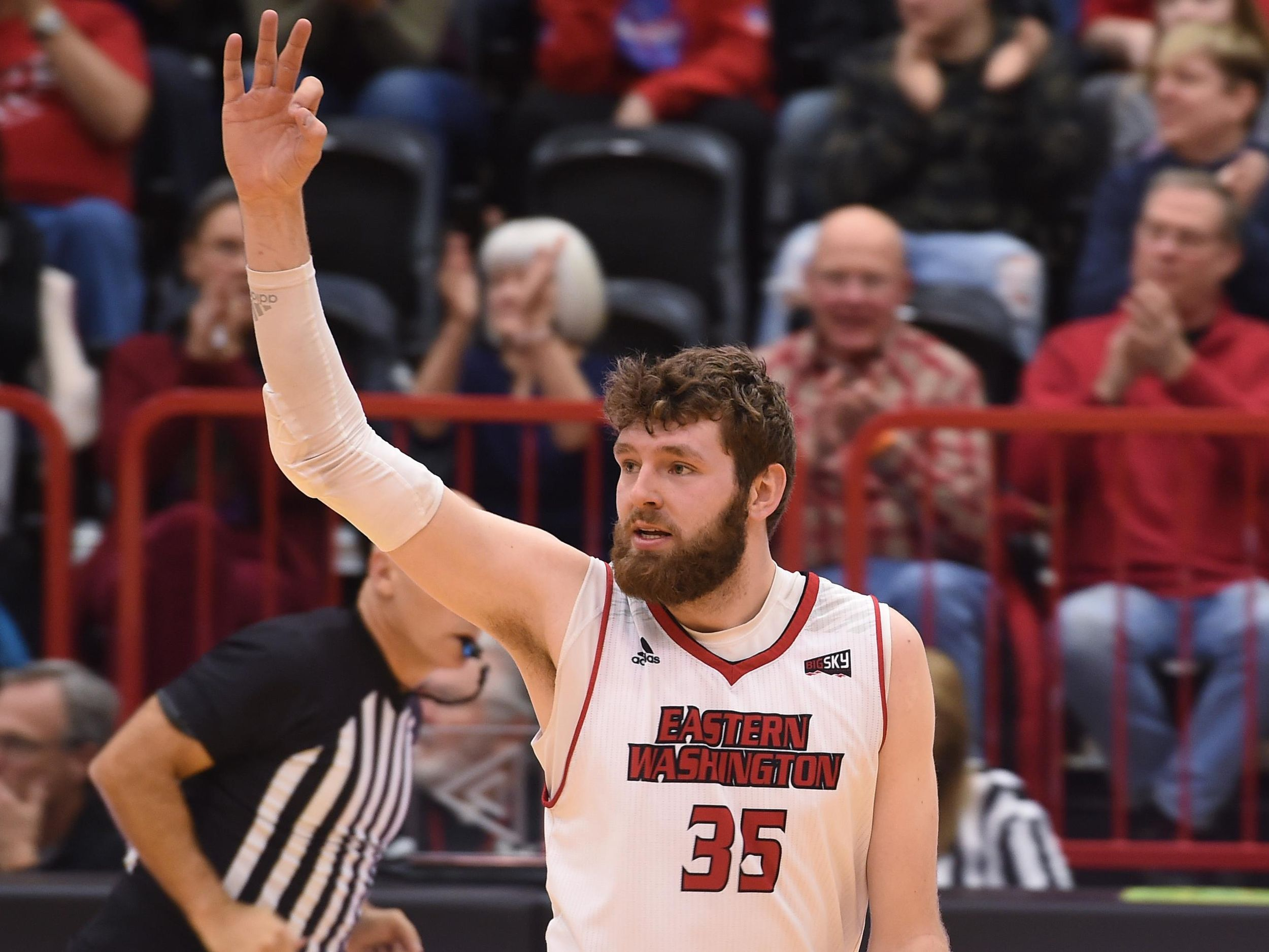 Mason Peatling, Tanner Groves help Eastern Washington bounce back, blow out  Montana State | The Spokesman-Review