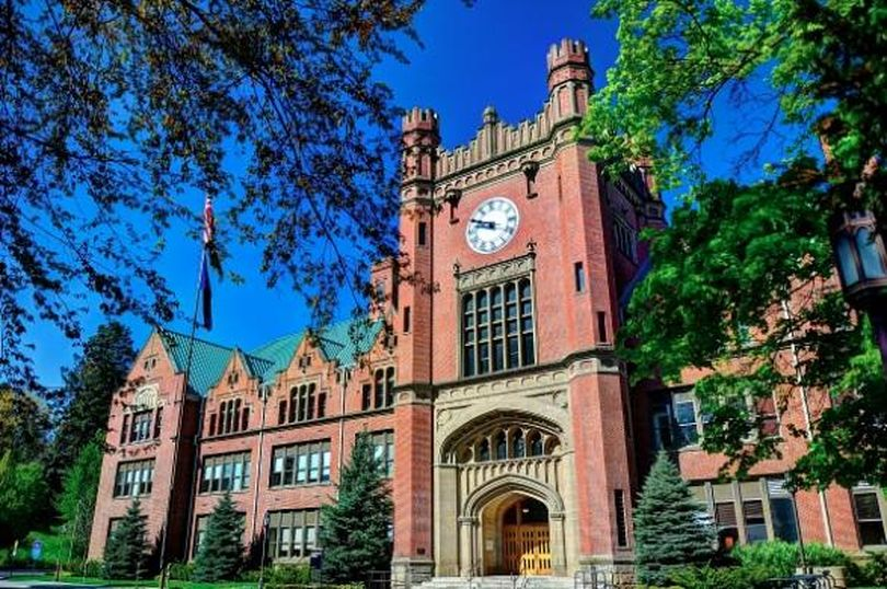 The University of Idaho campus in Moscow. Meeting on the campus on Wednesday, the Idaho state Board of Education approved a 5 percent increase in resident students' tution and fees next year. (University of Idaho)