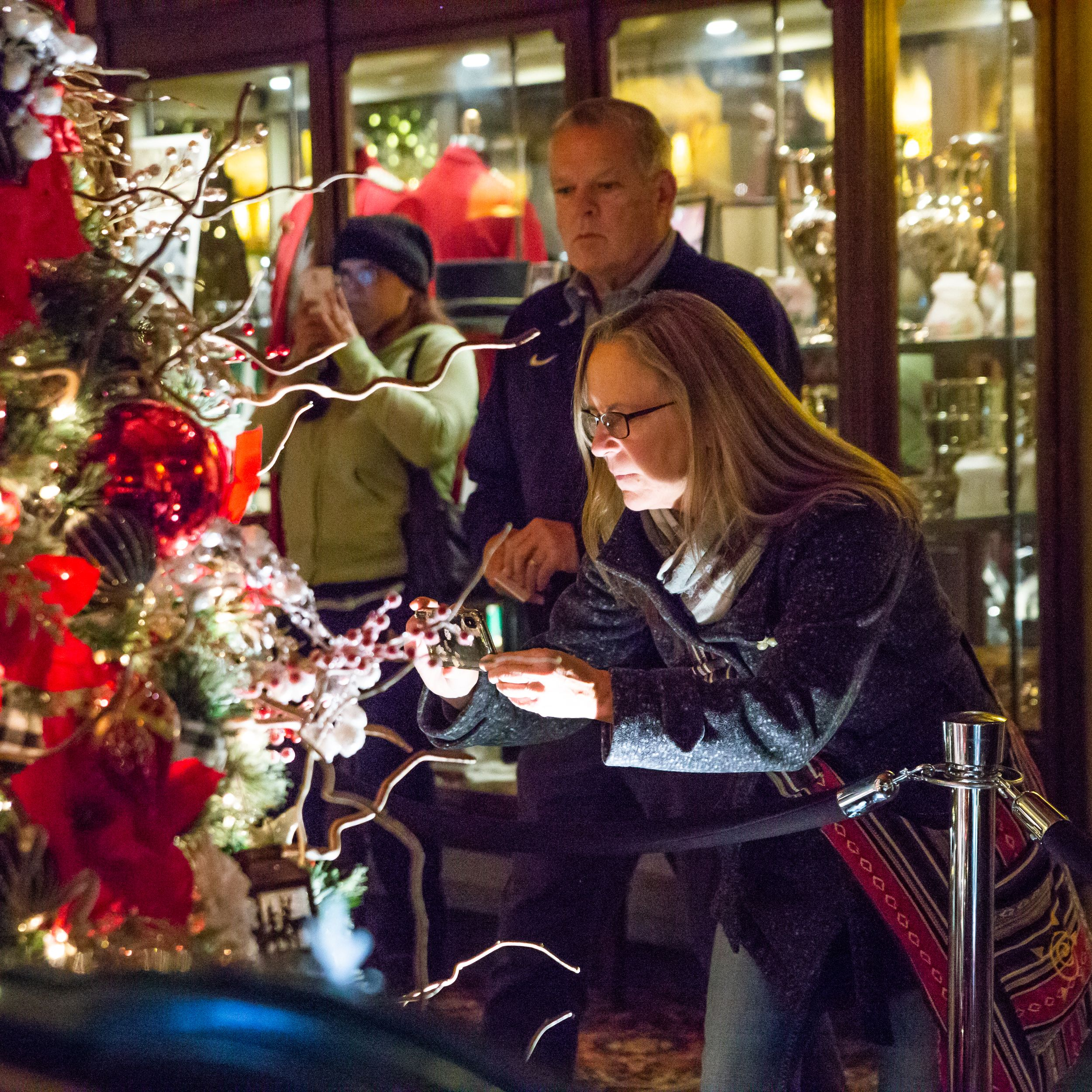 Davenport Hotel Christmas Tree Elegance 2021 Christmas Tree Elegance Postpones 2020 Event The Spokesman Review