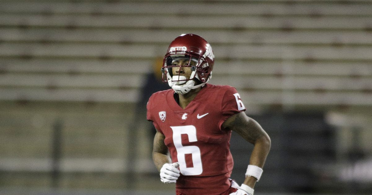 Ex-Washington State receiver Jamire Calvin commits to Mississippi State, reuniting with Mike Leach