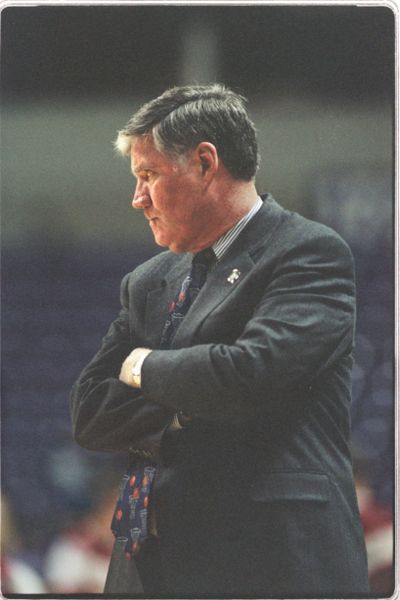 As Gonzaga University athletic director and basketball coach, Dan Fitzgerald started the Bulldogs' NCAA run with the 1995 team. (File)