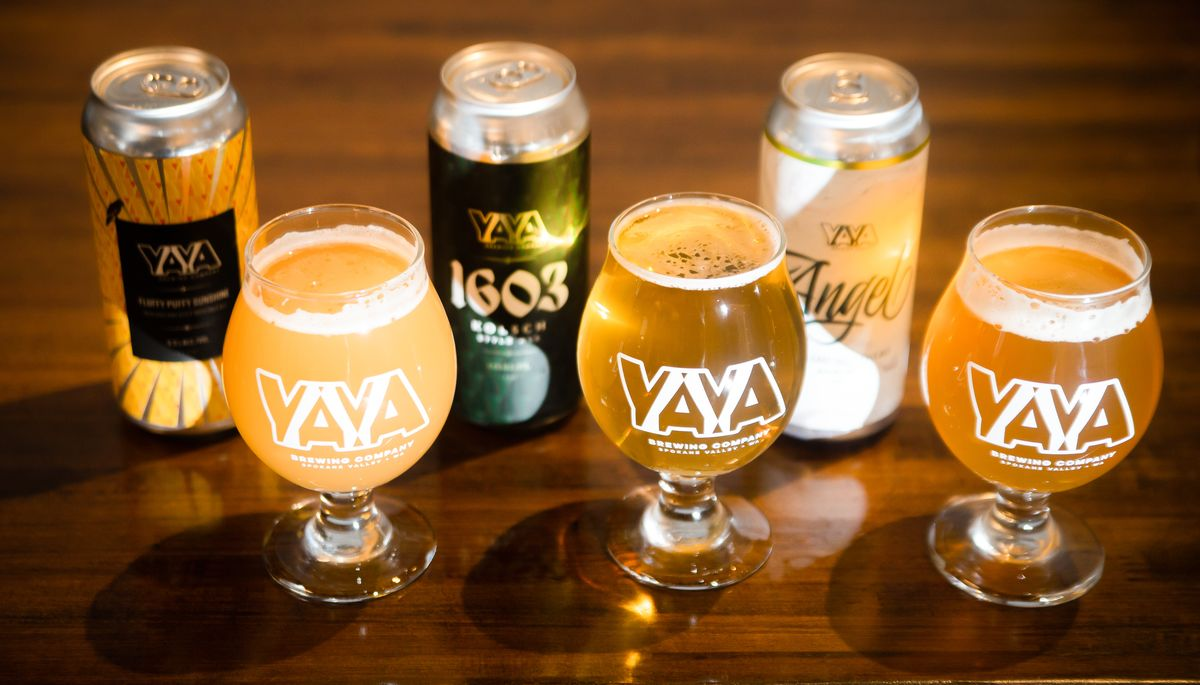 509 Beer Grab A Pint Here Are 10 Top Locally Owned Bars For Brews To Toast National Beer Day The Spokesman Review