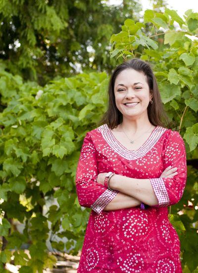 Ann Marie Danimus, founder of Wellness Expo (Jillian Wilson / LiveWELL Correspondent)