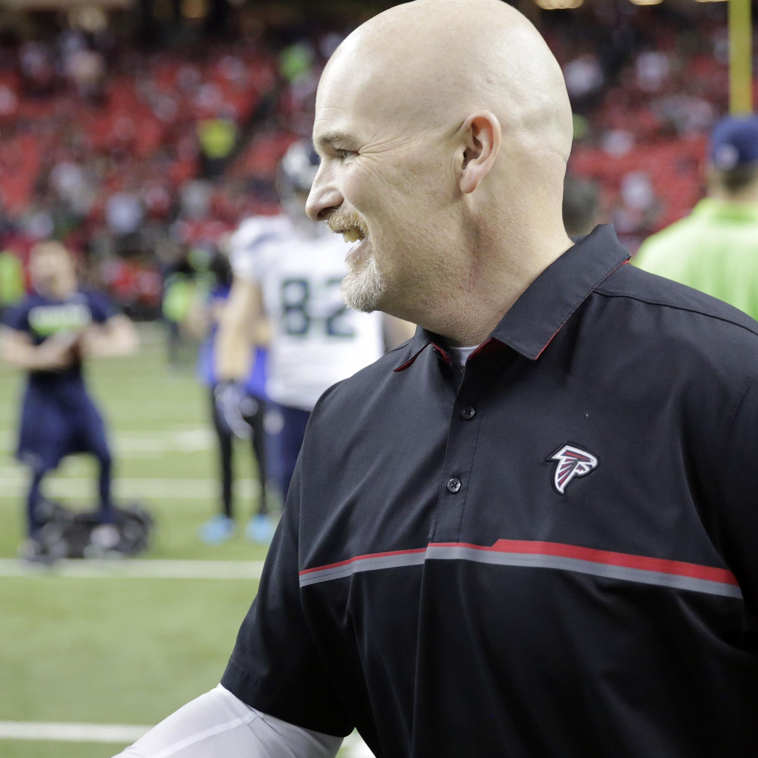 Visit From Seahawks Former Boss Pete Carroll Finds Atlanta Falcons Coach Dan Quinn On Hot Seat The Spokesman Review
