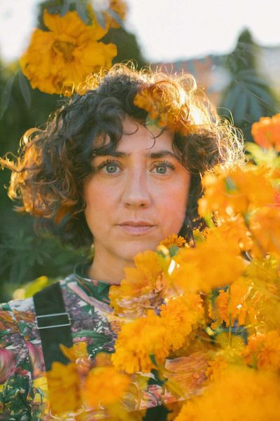 "Karli Ingersoll's solo project is Windoe, and Windoe's new EP is titled ""Meditations on Grief.""  (Jennifer DeBarros)"