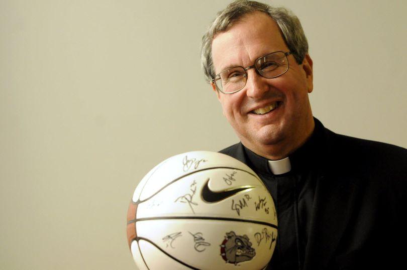 Rev. Robert Spitzer, president of Gonzaga University (The Spokesman-Review)