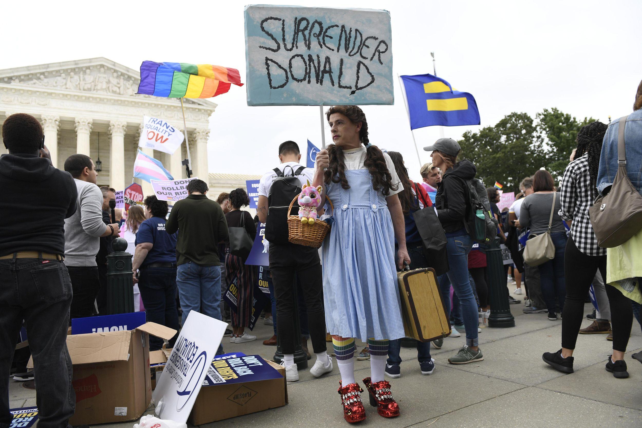 Hombre Protest Boyden Capa Media