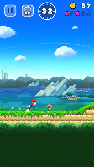 Super Mario Run is Nintendo's first mobile game featuring one of its main mascots. The endless runner is free to play, but you'll need to pay $10 for the full version of the title.