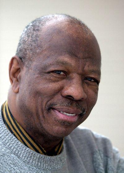 Edward Thomas Jr., a community activist, has died. He was 77. (FILE)