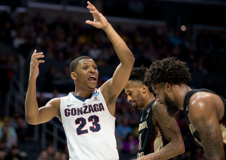 Gonzaga-FSU postgame interview: Zach Norvell Jr.