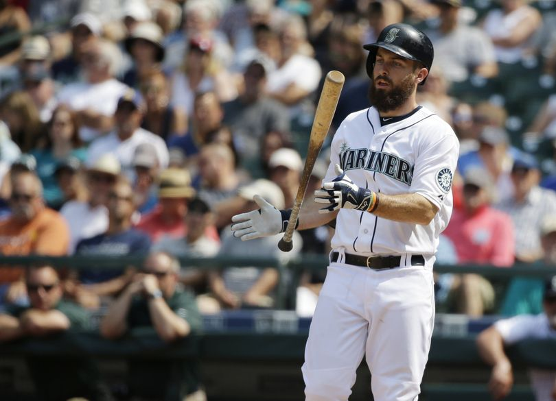 Dustin Ackley, 2nd overall pick in 2009 draft, was hitting .215 for Mariners this season. (Associated Press)