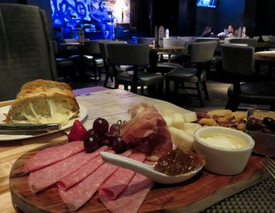 Demand is surging for charcuterie – European-style cured meats such as salami and pancetta – with the pandemic fueling consumers' desires for simple protein snacks to enjoy outside restaurants.  (TYLER TJOMSLAND/The Spokesman-Review)
