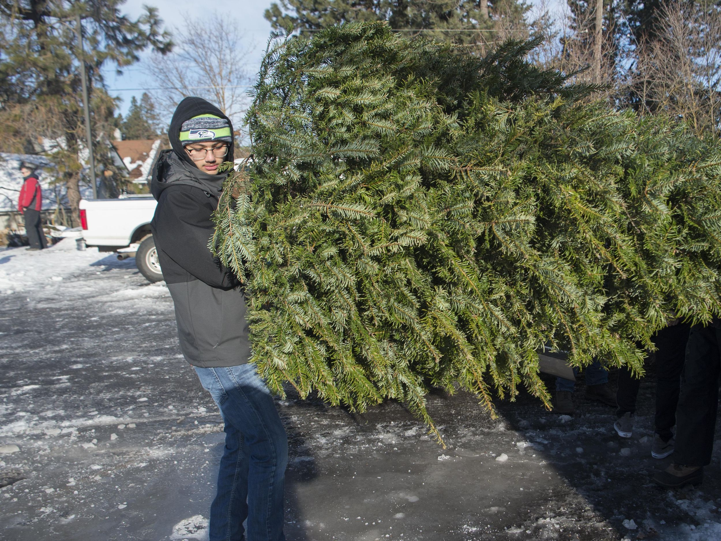 Spokane Solid Waste Christmas Trees 2020 Christmas is over. Here's how to get rid of your tree | The