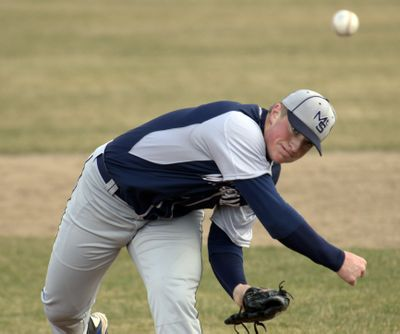 Mt. Spokane ace Drew Rasmussen is headed to Oregon State to play baseball. (Jesse Tinsley)