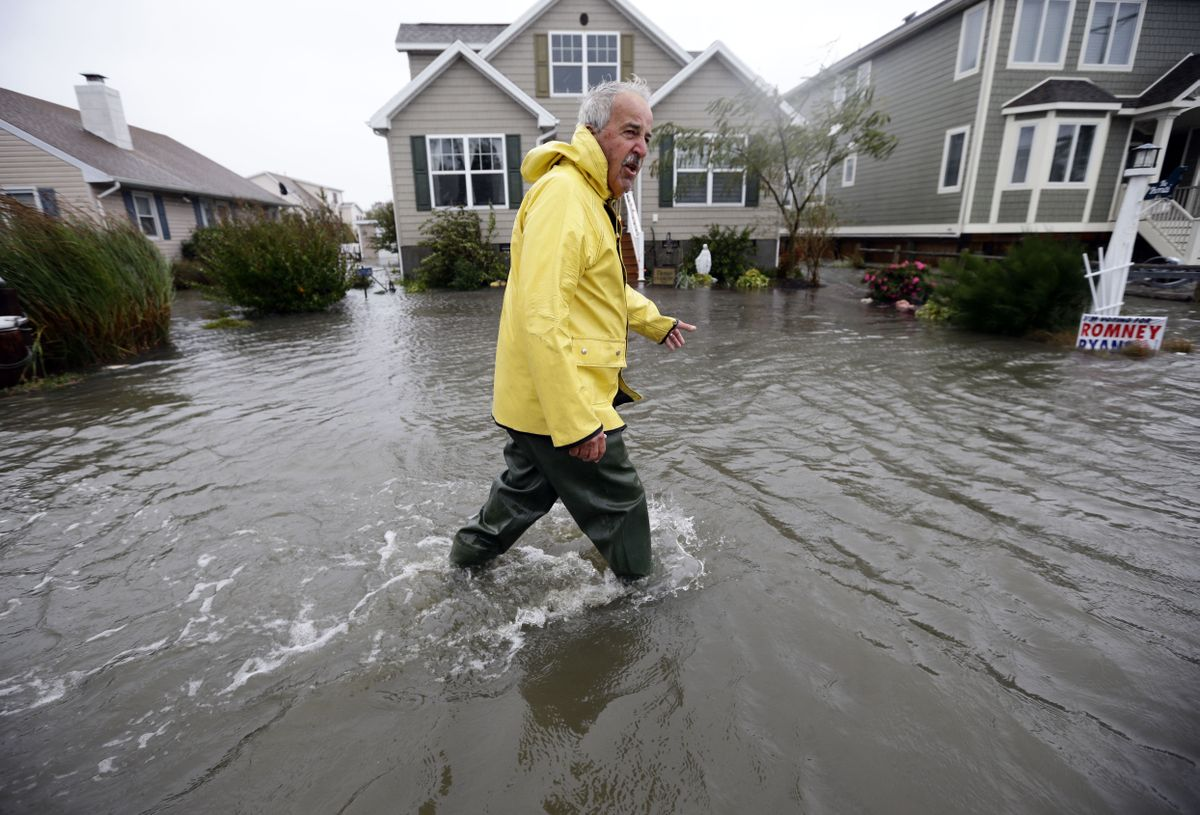 Sandy Gains Power And Aims For Northeast The Spokesman Review