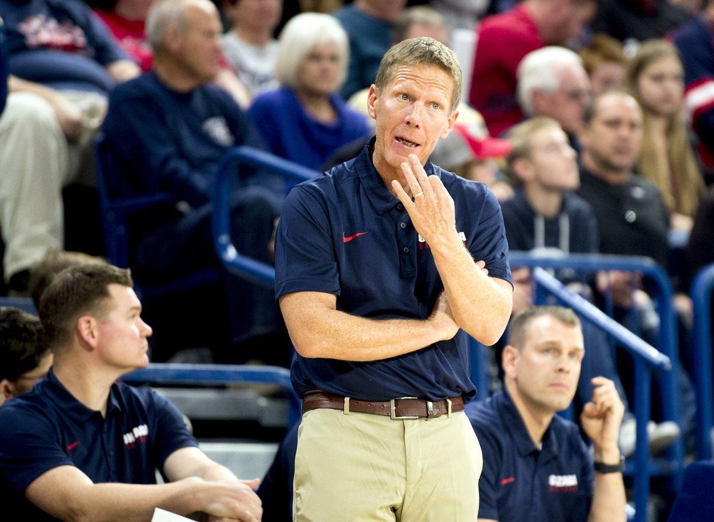 GU-USU postgame interview: Gonzaga coach Mark Few