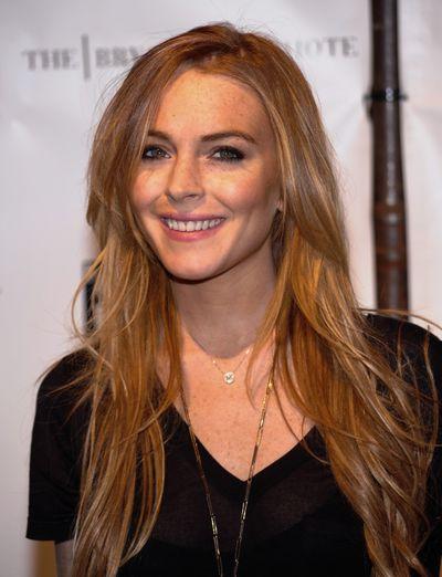 Lindsay Lohan (Associated Press / The Spokesman-Review)