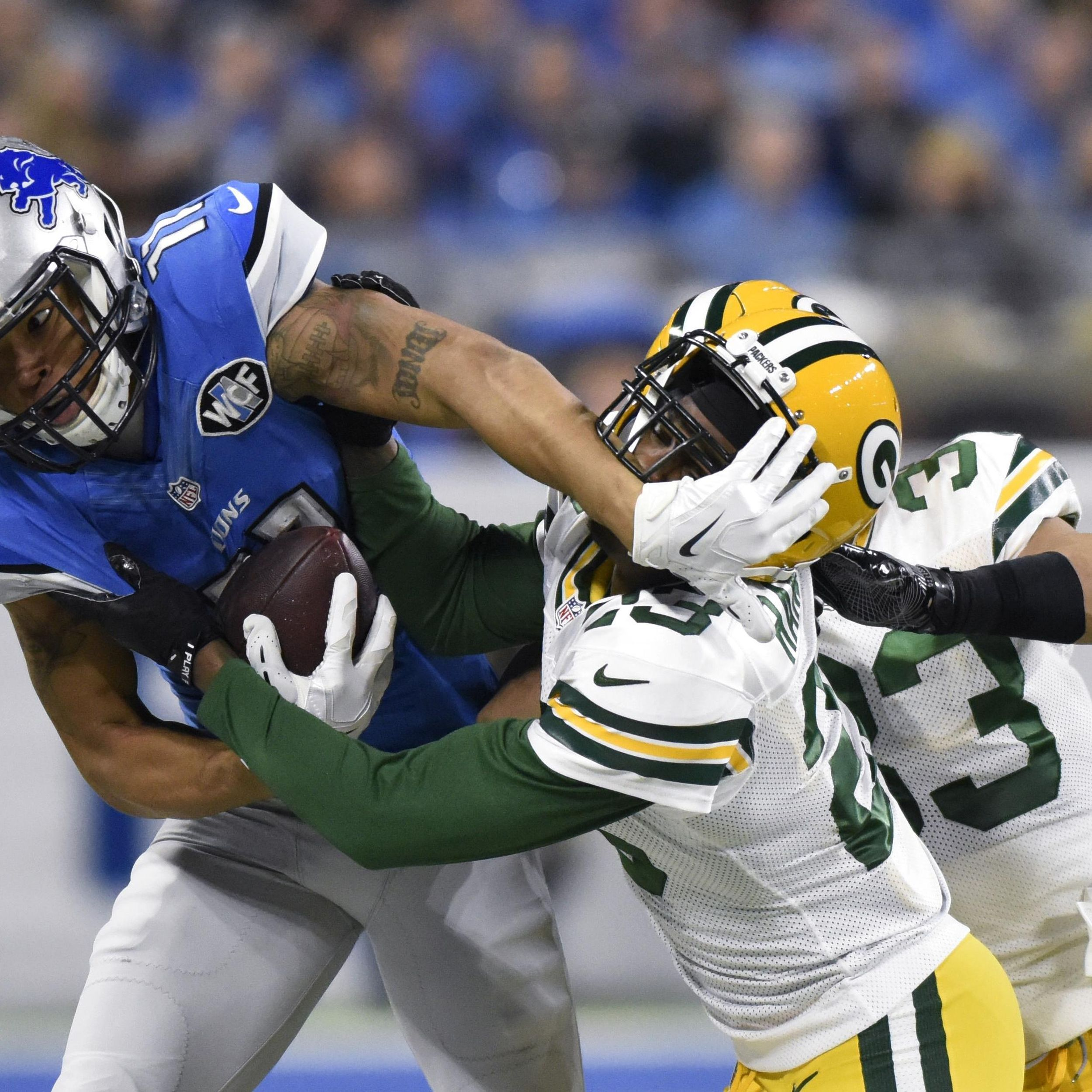 Nfl Roundup Detroit S Loss To Packers Sends Lions To Seattle For Playoffs The Spokesman Review