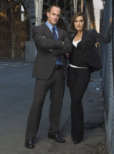 "Chris Meloni and Mariska Hargitay, the stars of NBC's ""Law & Order: Special Victims Unit,"" negotiated deals worth about $6.5 million a season two years ago. The actors' contracts expire this year.NBC (NBC / The Spokesman-Review)"