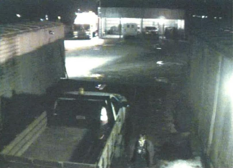 Spokane Valley police are trying to identify two men who stole tools from the East Valley School Distinct.