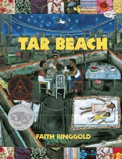 """Tar Beach"" is written and illustrated by Faith Ringgold.  (Penguin Random House)"