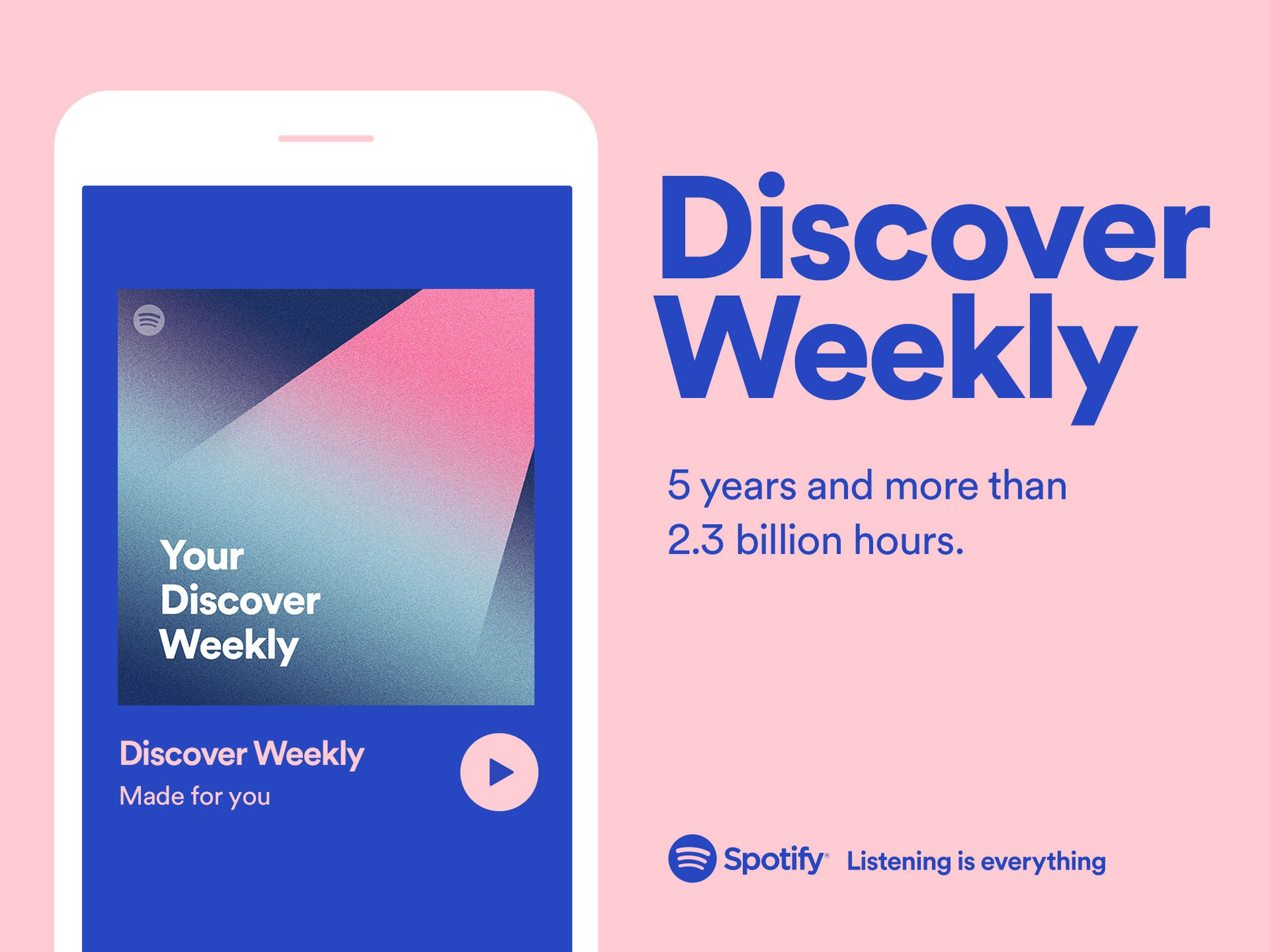 Spotify's Discover Weekly turns 5 | The Spokesman-Review