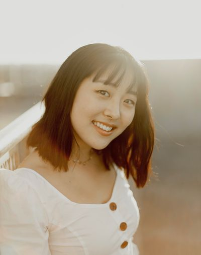 Rosie Zhou, who will graduate from Ferris High School summa cum laude, is fluent in three languages – English, Mandarin Chinese and Spanish.  (Courtesy)