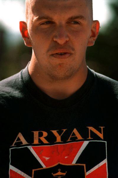 Shaun Winkler in 2000. (FILE/The Spokesman-Review)