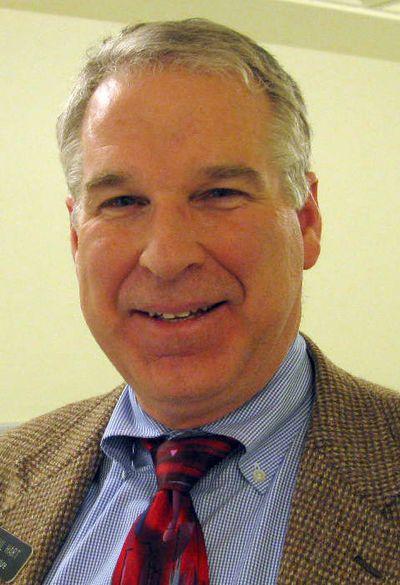 Idaho Rep. Phil Hart, R-Athol. (Betsy Russell / The Spokesman-Review)