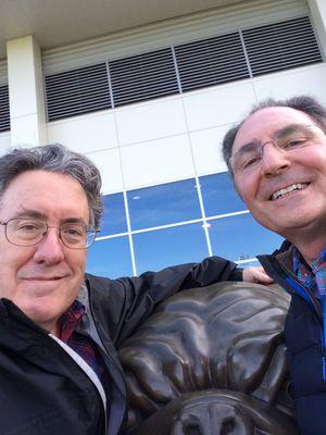 John now teaches at Gonzaga University.