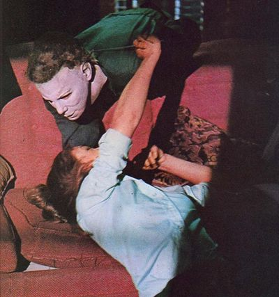 """Halloween"" debuted to screams in 1978."