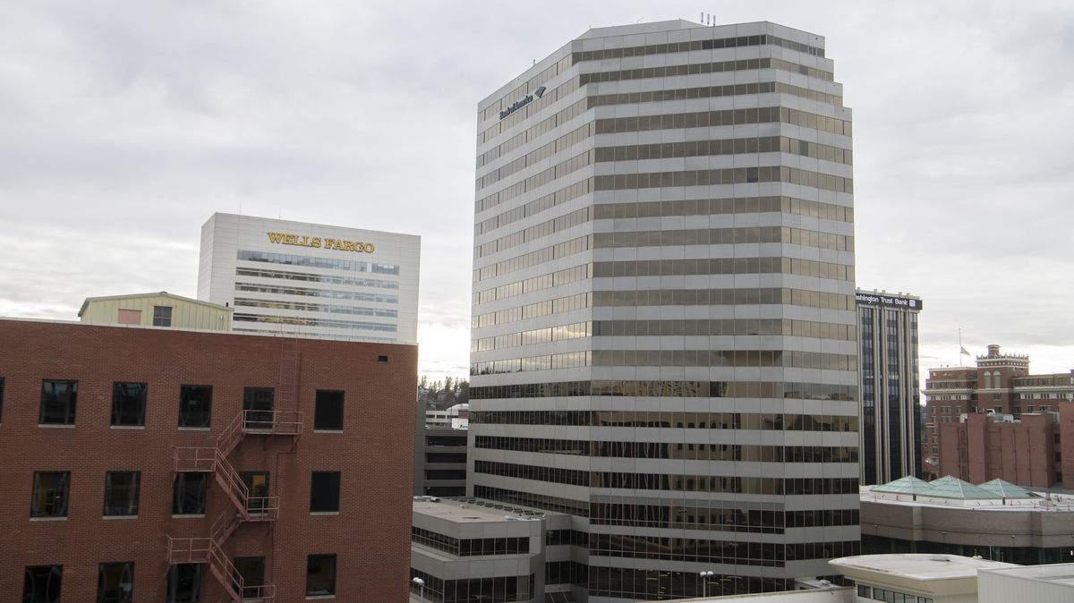 bank of america financial center yakima wa