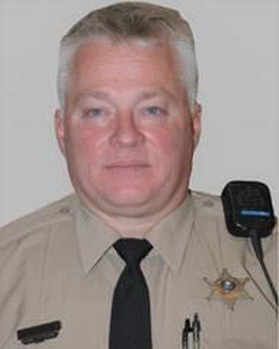Grant County Sheriff's Deputy Sheriff Jon Melvin  (Photo courtesy of the Grant County Sheriff's Office)