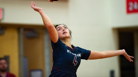 Mt. Spokane senior Tia Allen is the reigning state 3A volleyball player of the year.  (Libby Kamrowski)
