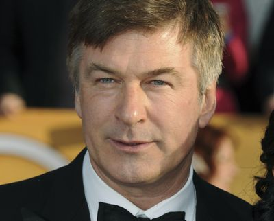 Alex Baldwin arrives at the 19th Annual Screen Actors Guild Awards on Jan. 27, 2013 at the Shrine Auditorium in Los Angeles. (Jordan Strauss / Invision/AP)