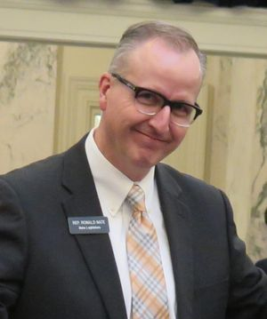 Rep. Ron Nate, R-Rexburg (Betsy Z. Russell)