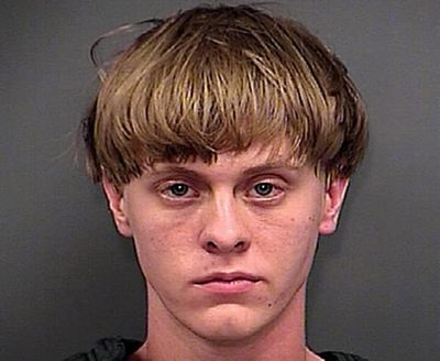 This 2015 file photo, provided by the Charleston County Sheriff's Office, shows Dylann Roof. (Uncredited / Associated Press)