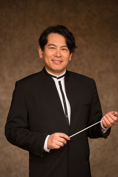 Morihiko Nakahara joined the Spokane Symphony as associate conductor in 2003 and is now the resident conductor. (Courtesy photo)