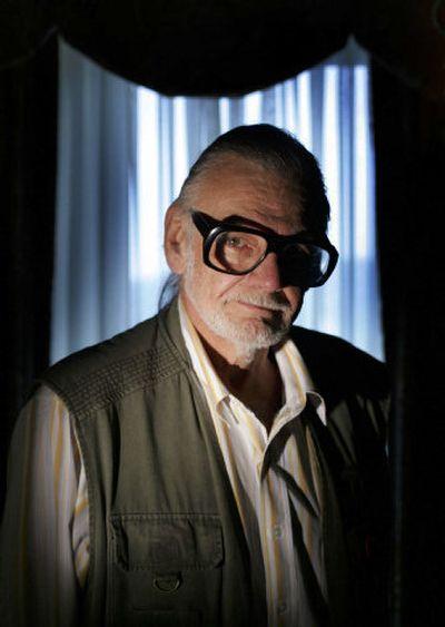 Zombie-movie master George Romero is director of
